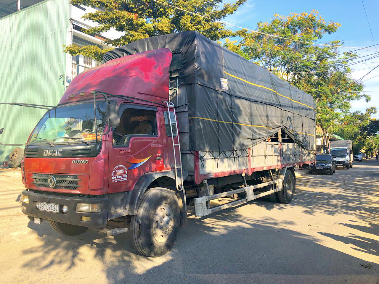 Vận tải hàng hóa tuyến Đà Nẵng đi các tỉnh Tây Nguyên